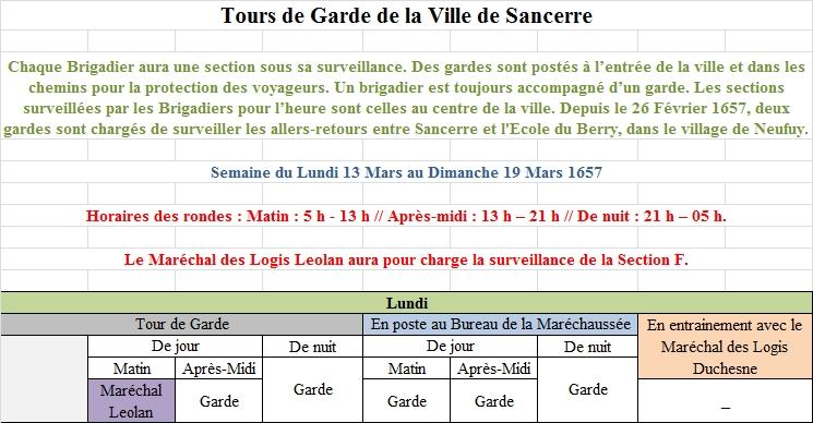 [RP] Plannings des Tours de Gardes de la Ville de Sancerre 3851681Planning