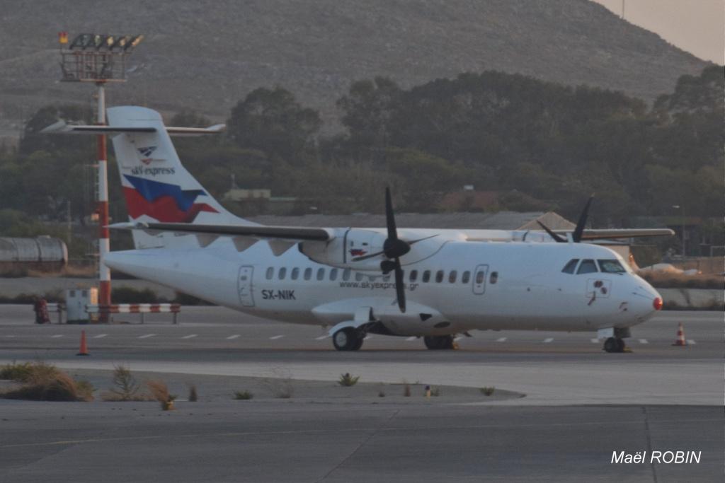 Heraklion International Airport (LGIR) Août 2016   385959DSC0642