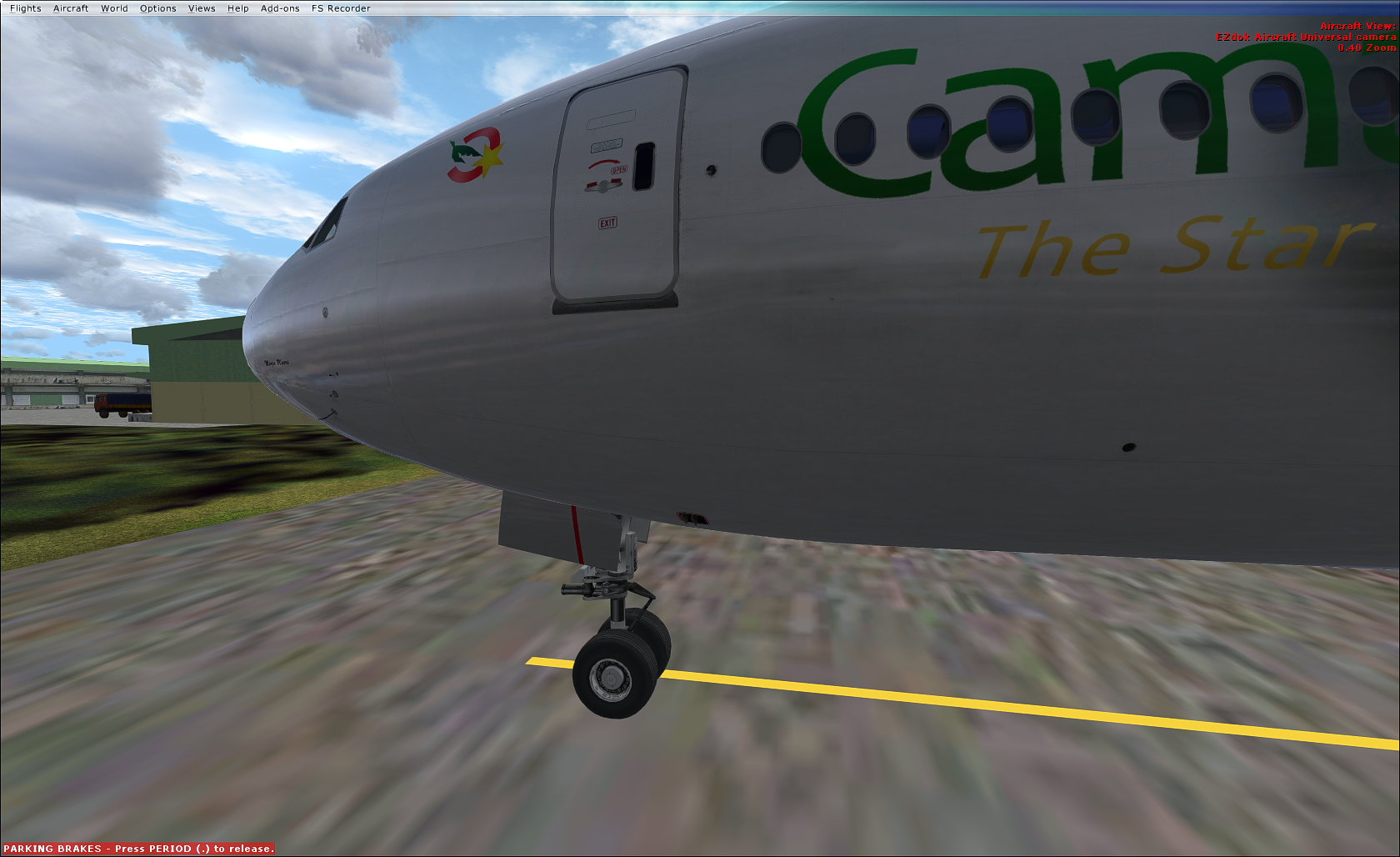 """Cameroonising Heavily"" Flight Simulator for a while now... 385989Screenshot14621"