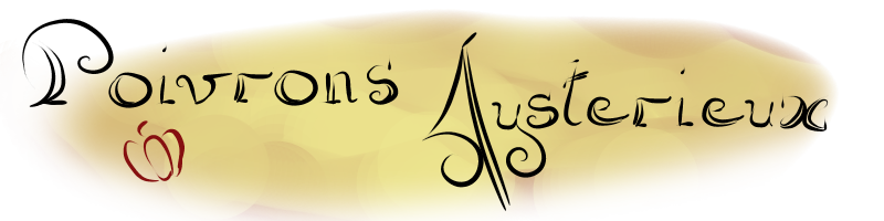 Forum des poivrons mystérieux