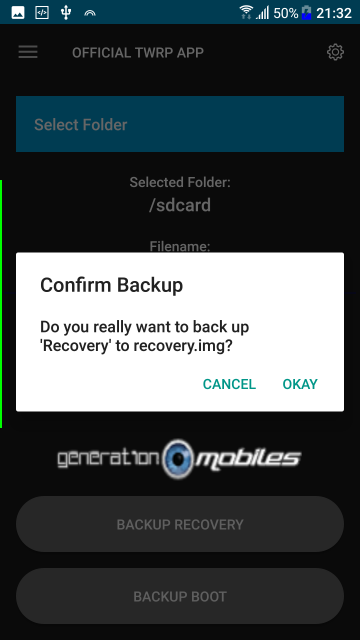 [RECOVERY HTC 10] TWRP 3.3.0-0-pme [15/04/2019] 38761508Screenshot