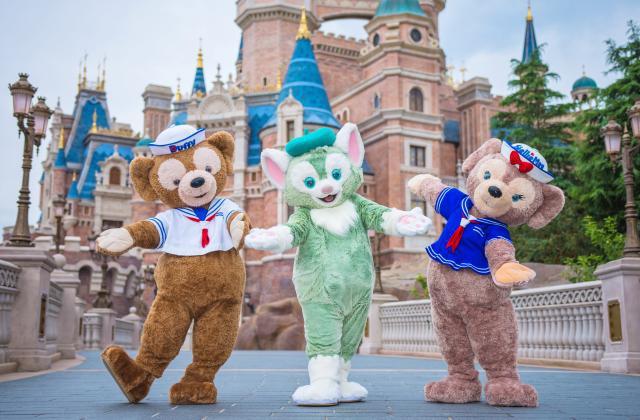 Shanghai Disneyland (2016) - Le Parc en général - Page 38 387901w958