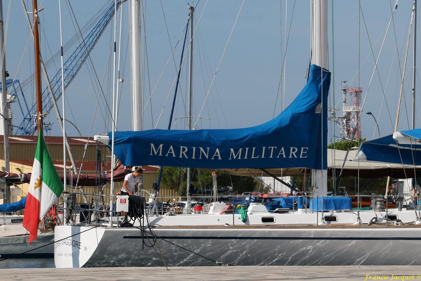 [ Marine à voile ] Voiliers Ecoles de la Marine Italienne 3887945207
