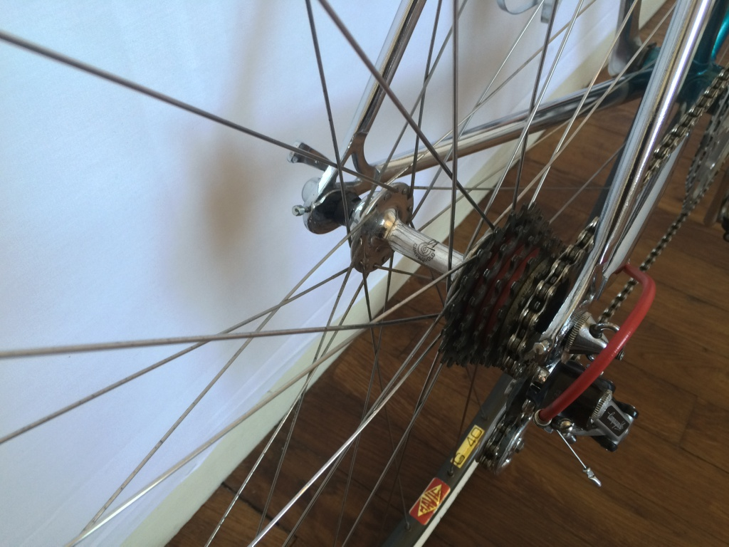 Colnago Spiral Conic Columbus SLX  - Page 2 388942IMG2404