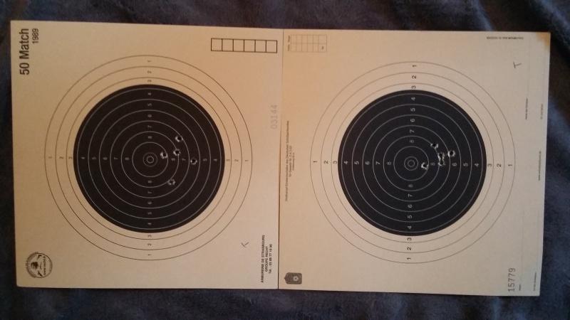 Mes premiers cartons en 22lr 50m !! 38937422lr50mtanya