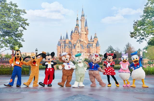 Shanghai Disneyland (2016) - Le Parc en général - Page 38 389528w955