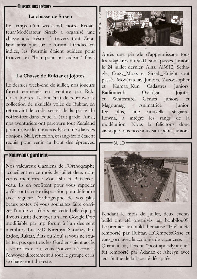 La Gazette de Juillet 389942lagaz35
