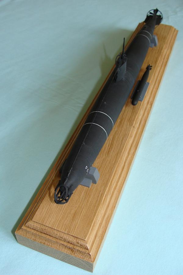 Ko-Hyoteki / Sous-marin de poche Type A - Fine Molds - 1/72ème - Page 2 390005DSC04352bis