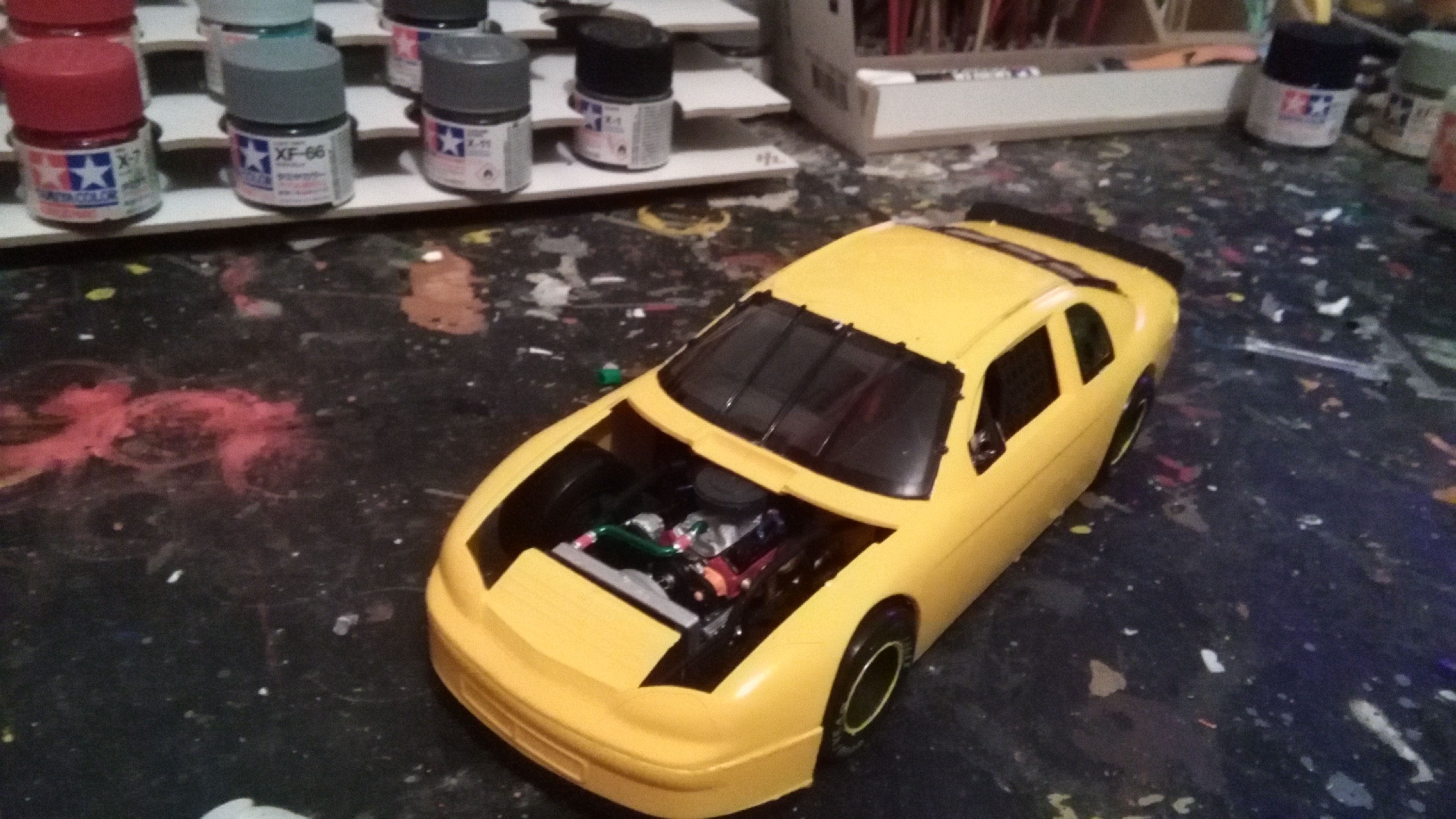 Chevy Monte-Carlo 1998 #4 Bobby Hamilton Kodak  390182C1998417