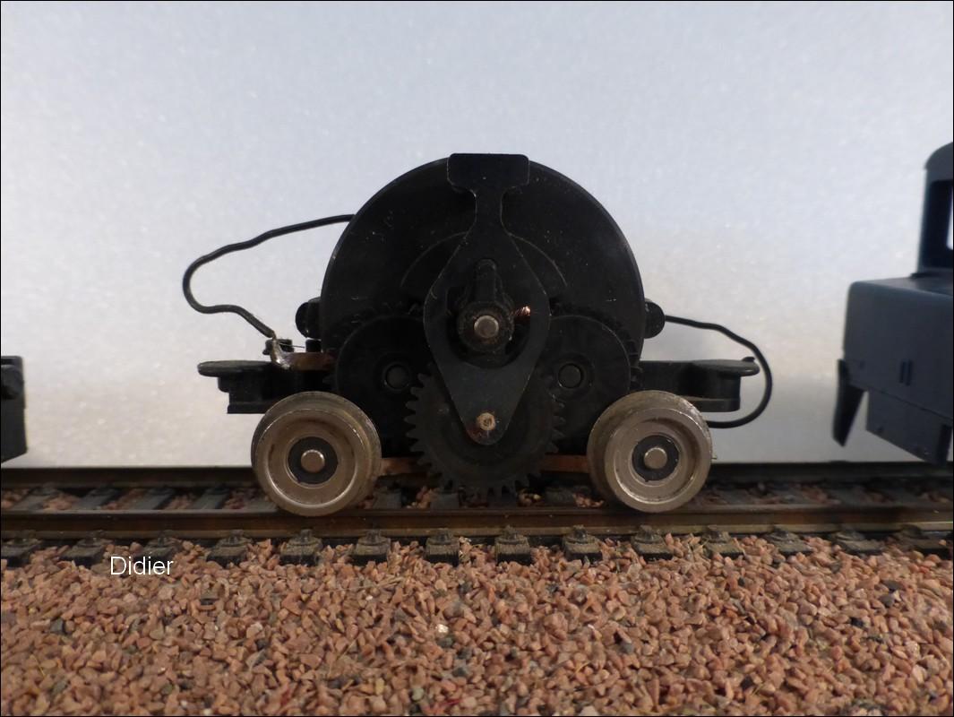 Bricolage d'un locotracteur... 3916852016xx1