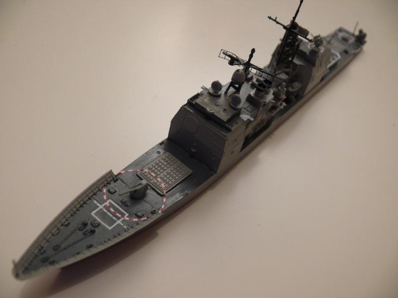 Croiseur US Monterey CG61 392035P1070977