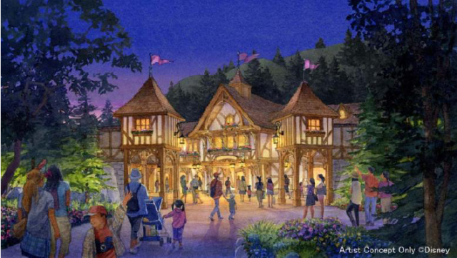 [Tokyo Disneyland] Nouvelles attractions à Toontown, Fantasyland et Tomorrowland (printemps 2020)  - Page 2 392235w458