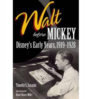 Walt avant Mickey 392245WBM1