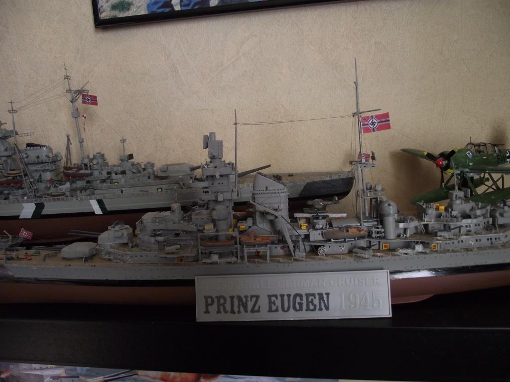 Prinz Eugen Trumpeter au 1x350 392481624