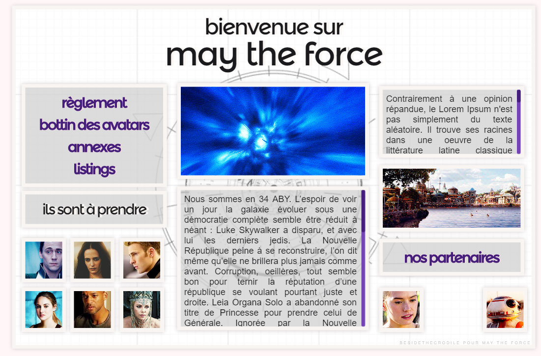 MAY THE FORCE † message de staff / officiel 393149pamaytf1
