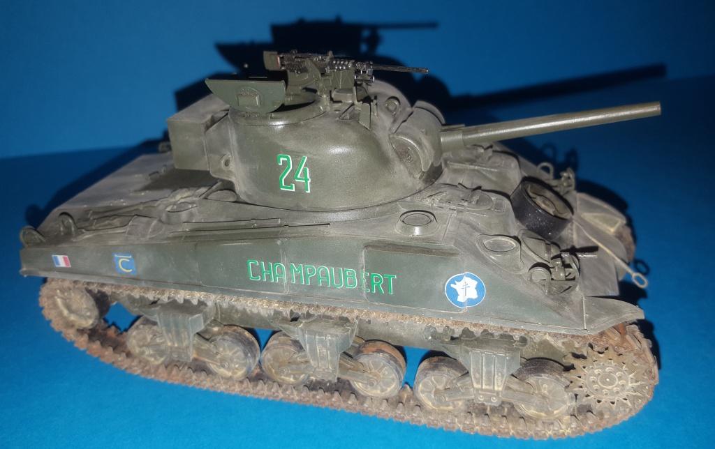 Sherman 1/35ème  Asuka models 39434920170317172214