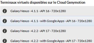 [SOFT][4.1+] Genymotion : Emuler/Utiliser Android sur un PC / Ordinateur [30.07.2013] 394717871