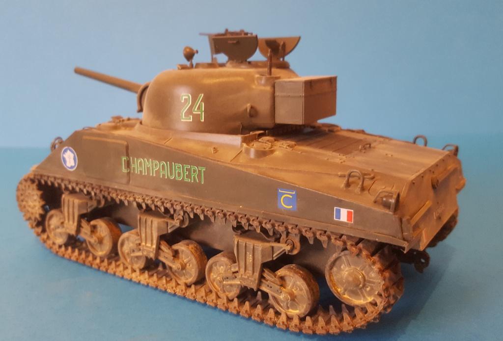 Sherman 1/35ème  Asuka models 39491720170317172014