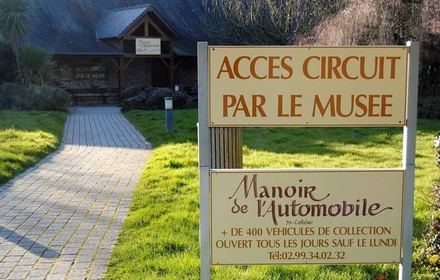 Manoir de l'Automobile et des Vieux Métiers de Lohéac 35550 395639manoirdelautomobile