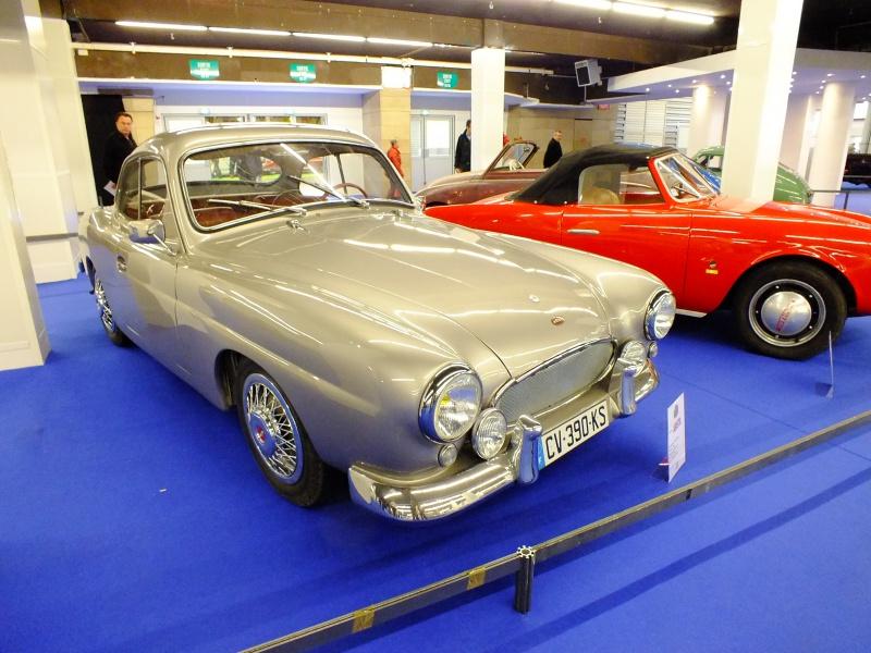 Salon de la voiture de collection à Dijon Versus 2017 ce dimanche 02 Avril 396329DSCF0306