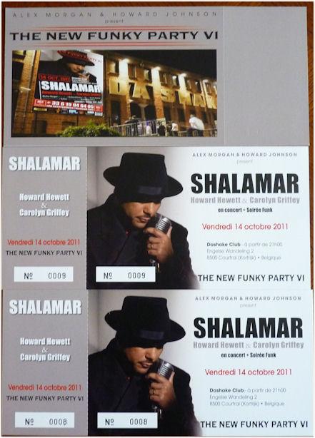 Concert Shalamar feat Howard Hewett et Carolyn Griffey le 14 Octobre 2011 au Dashake 396578SesameShalamar2
