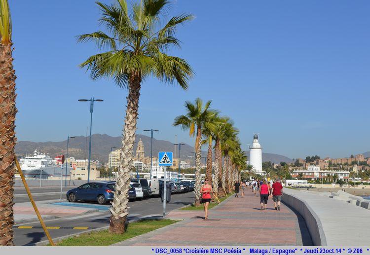 Z06 / C/R MSC.... Poesia 21/10 au 30/10 2014   Gêne Malaga Casablanca Lisbonne Barcelone Marseille 397240DSC0058