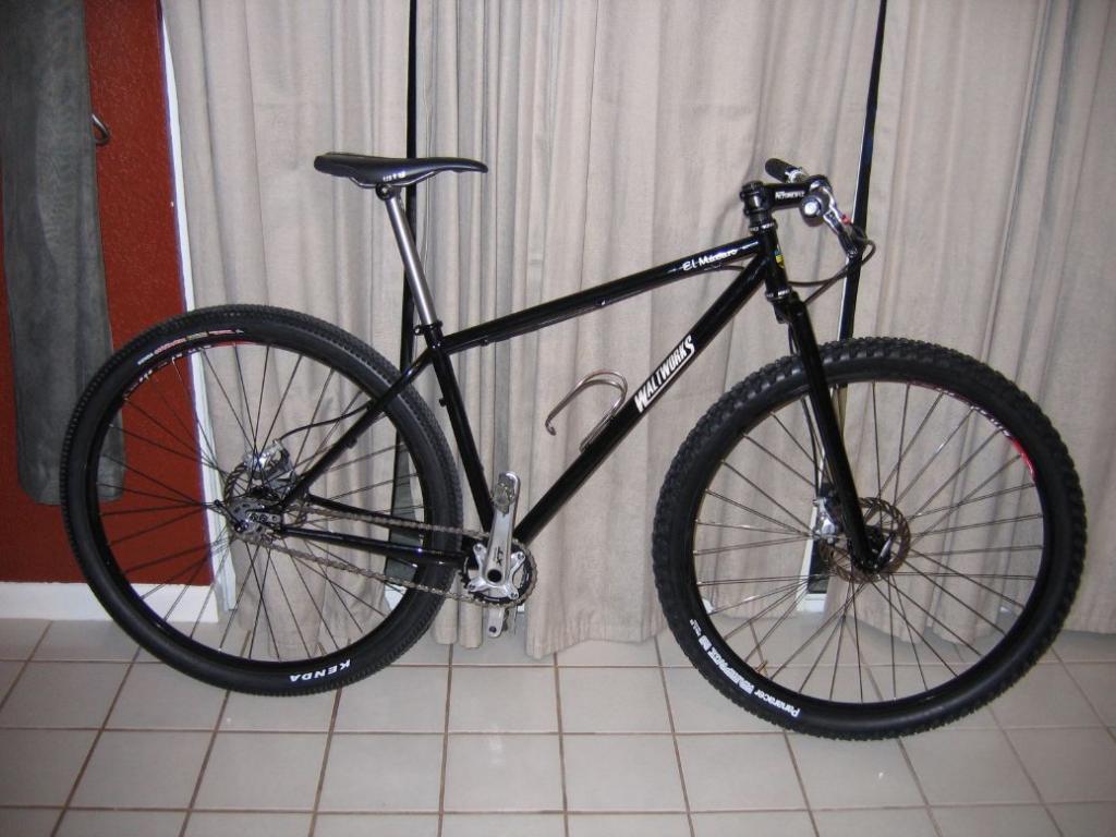 Waltworks Custom Bicycles 397985Luis