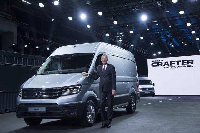 Le nouveau Crafter – une nouvelle dimension - Plus économe, fonctionnel et fiable que jamais  398081hdcrafter000006