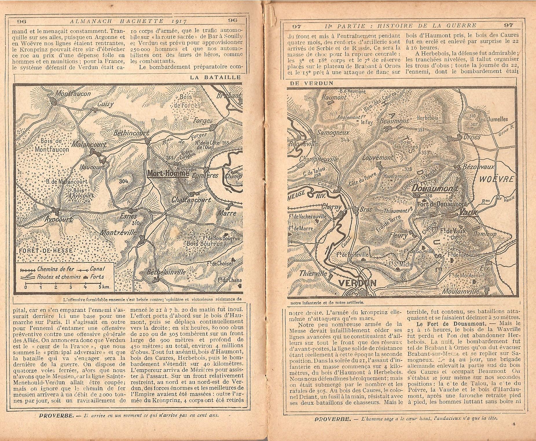[ Histoires et histoire ] LE CENTENAIRE DE LA GRANDE GUERRE - Page 4 401576Verdun6