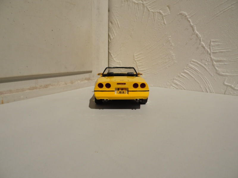 Chevrolet Corvette's C4. 401926SAM4981