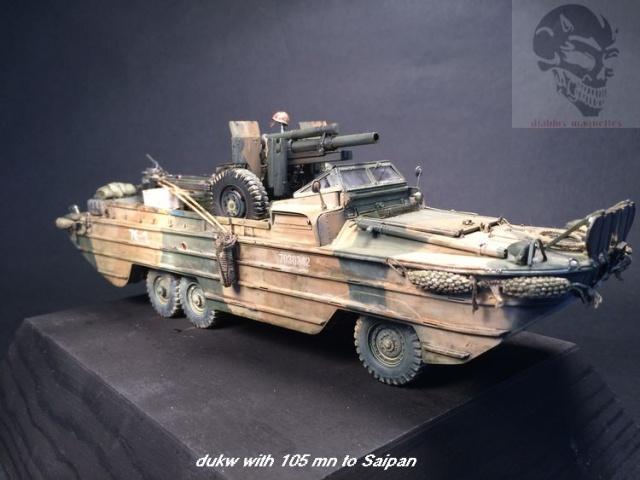 Duck gmc,avec canon de 105mn,a Saipan - Page 3 402815IMG4509