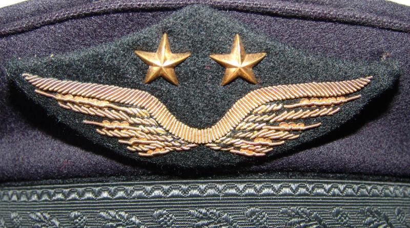 Insigne de casquette armée de l'air 403843DSC01