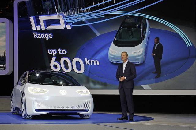 La première mondiale de l'I.D. lance le compte à rebours vers une nouvelle ère Volkswagen  403874DB2016AL01995large