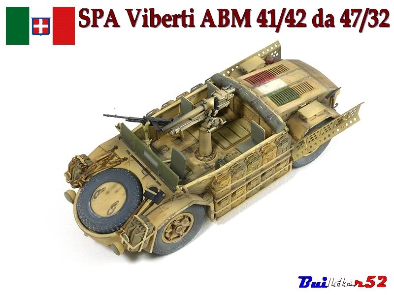 ABM 41/42  AT 47/32 - Italeri 1/35 404539P1050199