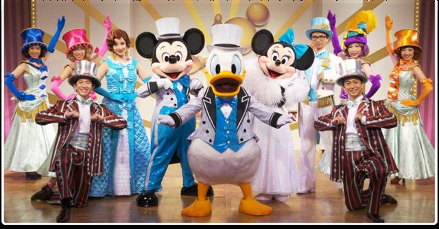[Tokyo Disney Resort] Programme complet du divertissement à Tokyo Disneyland et Tokyo DisneySea du 15 avril 2018 au 25 mars 2019. 405125don3