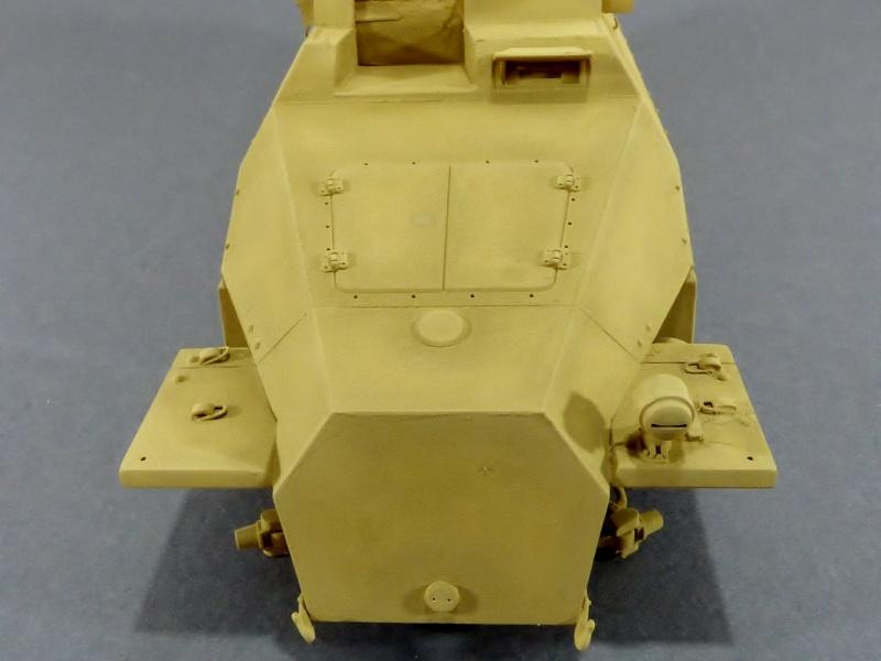 sdkfz - SdkFz 251 / 9  Tamiya / AFV 405338P1060356Copier