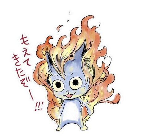 Les dessins de Mashima-Sensei ! :D 406261BJqYZaKCcAA9g94