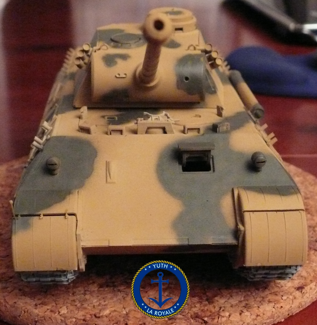 Panzerkampfwagen Panzer V Panther Ausf D. - Page 4 407722panther14