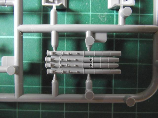 Destroyer Z-17 Diether von Roeder - 1/350e - Zvezda 407836DSCF4060