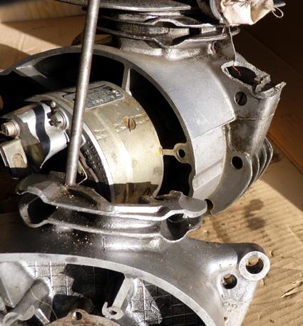 MZ 125 TS changement de roulements d'une MZ 125TS 407984P1030127