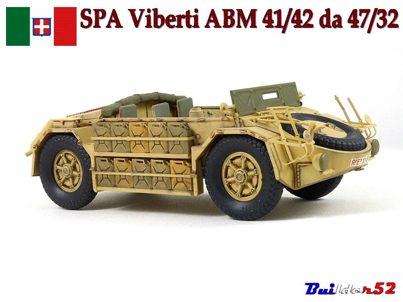ABM 41/42  AT 47/32 - Italeri 1/35 408232P1050182