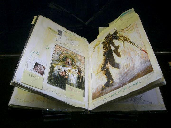 La Volonté de l'Empereur de John Blanche (Art Book) - Page 3 408796emperorwill