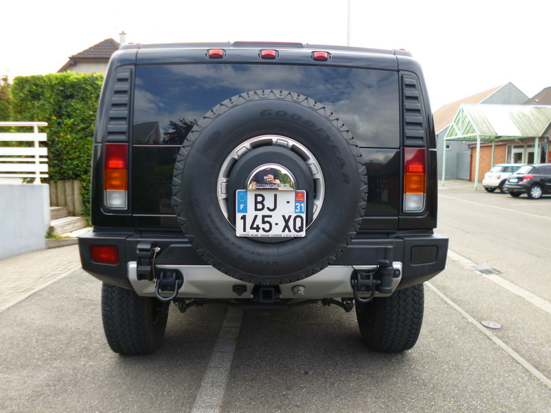 HUMMER H2 V8 6,2L Luxury 2008  (RUN) 408927P1040051