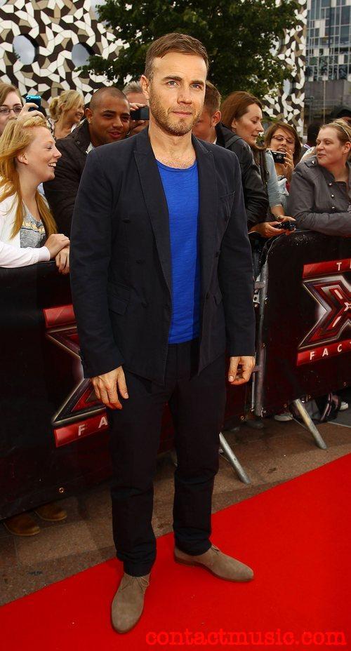 Gary à l'audition de X Factor - Londres O2 Arena 07-07-2011 4090863