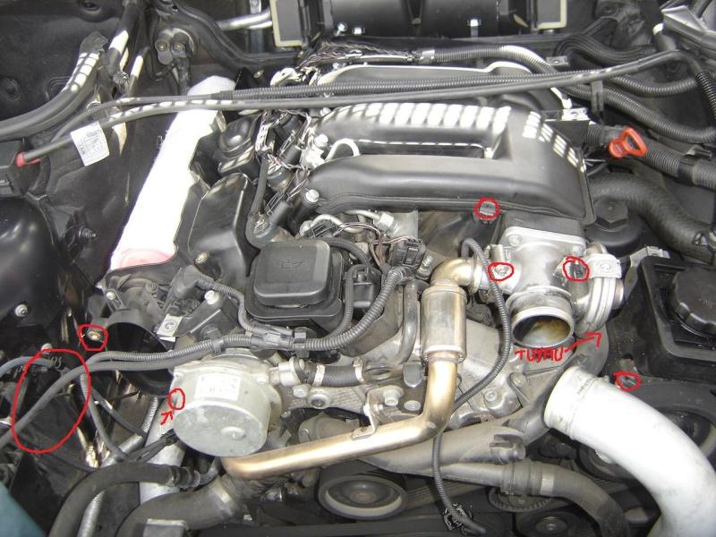 Bmw E46 320d M47n An 2002 Probleme Fumee Blanche A Froid