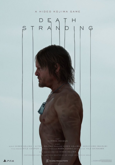 Death Stranding de Hideo Kojima 409697deathstrandinghideokojima02717x1024