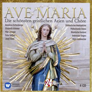 Compilations incluant des chansons de Libera - Page 3 410125AveMaria4CD300