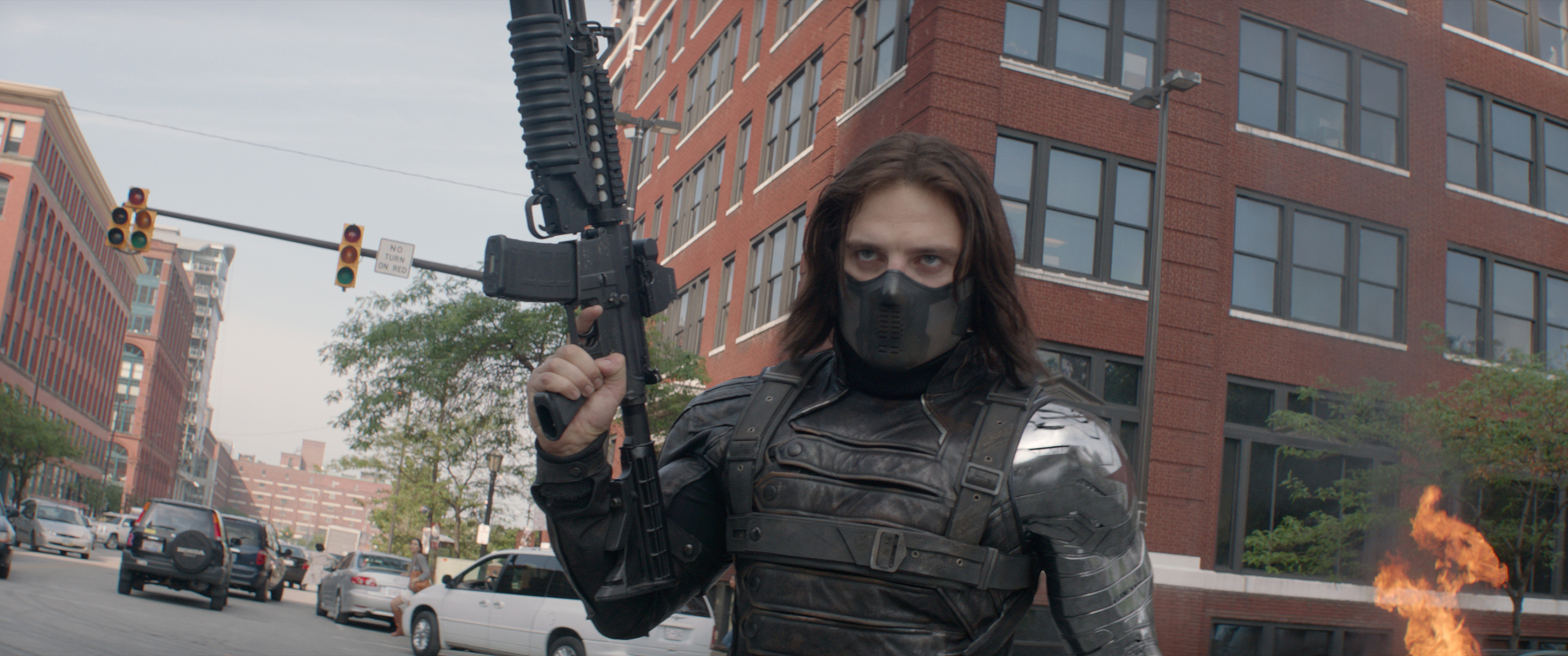 Captain America : The Winter Soldier 410283Screen03