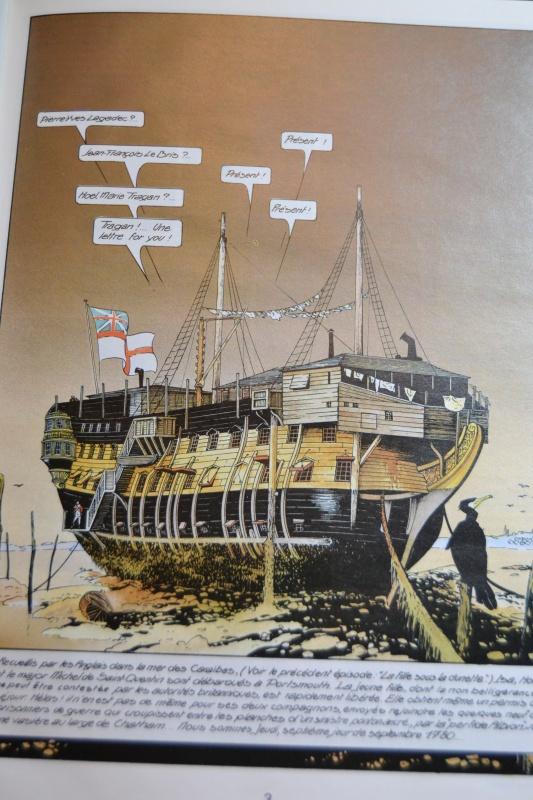 Un ponton prison anglais de la Révolution ou de l'Empire - Page 2 410328DSC0333