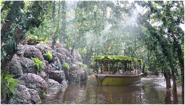 [Tokyo Disneyland] Jungle Cruise : Wildlife Expeditions (8 septembre 2014) 410430ju5